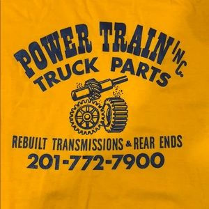 "Hipster Vintage ""Truck Parts"" Tee"